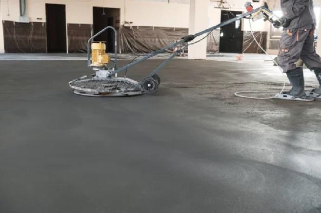 Betonové podlahy, základní desky